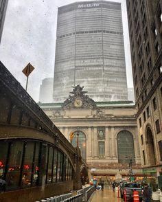 いいね!8,048件、コメント26件 ― What I Saw In NYCさん(@what_i_saw_in_nyc)のInstagramアカウント: 「Photo by @jeromestrauss Grand Central Terminal #nyc #newyorkcity#photooftheday…」