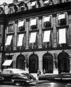 The Ritz Hotel in 1948.