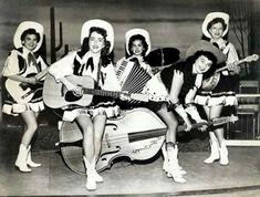 The Rhythm Ranch Gals