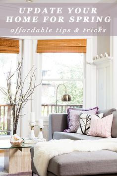 How to give your room a spring update, inspired by Kelly Wearstler
