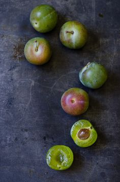 Rustic plums make for lovely #ColourInspiration