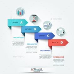 Modern Infographics Options Template #design Download: http://graphicriver.net/item/modern-infographics-options-template/11563244?ref=ksioks