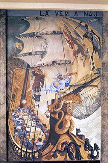 Gare Marítima de Alcântara, Lisboa, Portugal | por Biblioteca de Arte-Fundação Calouste Gulbenkian