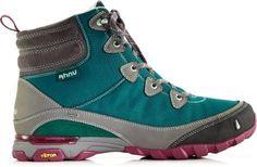 Ahnu Sugarpine Waterproof Hiking Boots - Women's. Prettiest. Hiking boot. Ever.