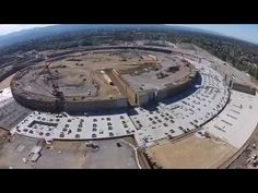 Another drone video shows how far the Apple Spaceship has progressed so far - http://tchnt.uk/1uWVT9c
