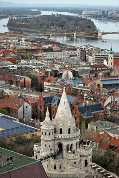 Most Beautiful Cities, Wonderful Places, Places Around The World, Around The Worlds, Danube River Cruise, Capital Of Hungary, World Cities, Dream Vacations, Cool Pictures