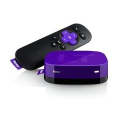 Roku LT Streaming Media Box  -  There's a new way to watch HDTV, and it only costs $50! This is Roku, a box that streams music and video from a HUGE variety of high quality sources, onto your television. No longer do you even need a cable subscription: this streams tv shows and movies from sources like Netflix, Hulu, Amazon Instant, Pandora, HBO Go, Crackle, Disney, NHL Gamecenter, among many others. The list is endless. And Roku is an essential purchase!