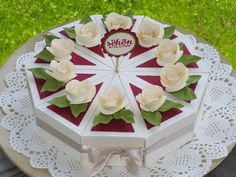 Die 84 Besten Bilder Von Torten Basteln Paper Cake Food Cakes Und