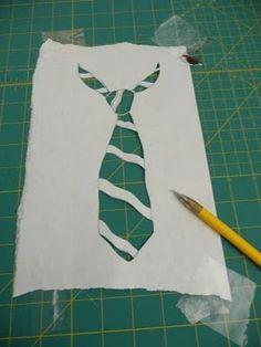 Presserfoot.com: Making a Freezer Paper Stencil