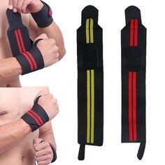 Iron Beast Sports Wrist Wrap Support Brace Band sleeve straps power lift gym