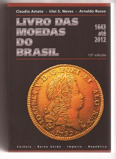 Catálogo de moedas brasileiras do Cláudio Amato