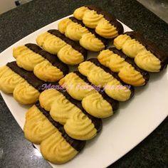 Mandy's baking journey: Viennese Whirls