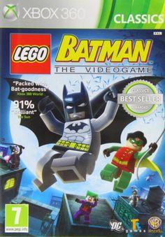 LEGO Batman: The Videogame - Classics Edition (Xbox 360)