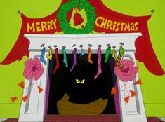 Vintage cartoon christmas the grinch how the grinch stole christmas gif at Gifwave. Share it, modify it and watch other GIFs! Grinch Christmas Party, Grinch Who Stole Christmas, Grinch Party, Office Christmas, Merry Little Christmas, Christmas Door, Christmas Movies, Christmas Holidays, Christmas Ideas