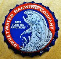 Sweet Water Road Trip Ale 420 - 2014 Bottle Caps 17d713307aa8