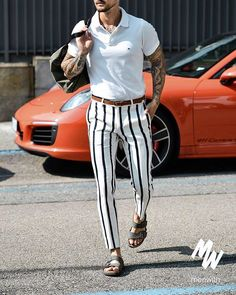 Reallt great photo of our dear friend 👌🏽 Mens Style Guide, Men Style Tips, Guy Style, Men's Style, Casual Tops, Men Casual, Smart Casual, Fashion Killa, Mens Fashion
