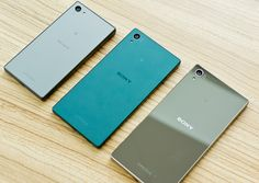 Sony Xperia Z6: Looking Good In Metal Cover
