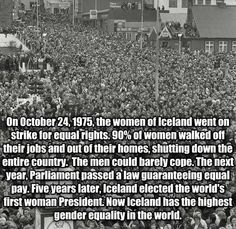 Seems the Viking women have not changed much !