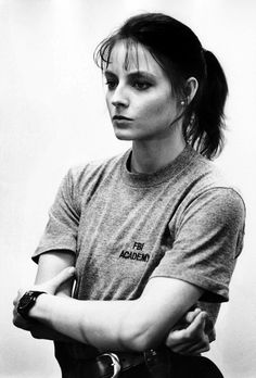 Jodie Foster as Clarice Starling in 'Silence Of The Lambs'