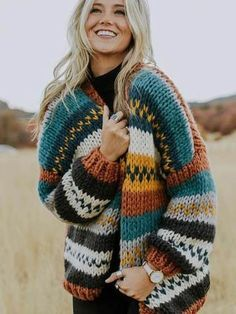 Fall Outfits With Long Cardigans Herbstmode Outfits Strickjacke Fall Fashion Outfits, Trendy Outfits, Fashion Clothes, Boho Fashion, Fashion Ideas, Sweater Fashion, Kid Outfits, Fashion Capsule, Fashionable Outfits