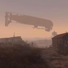 Beautiful #screenshot of the day: Prydwen At Dawn #fallout4 #gamingcommunity