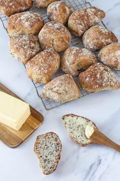 Dough Recipe, Pretzel Bites, Banana Bread, Foodies, Vegetarian, Tasty, Cooking, Breakfast, Desserts