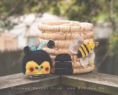 I like the idea of a tag rope for a beehive prop