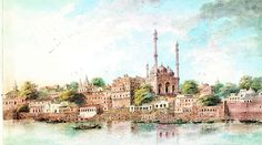 Photos: Travel back in time with Sita Ram's picturesque paintings of British India #vintage