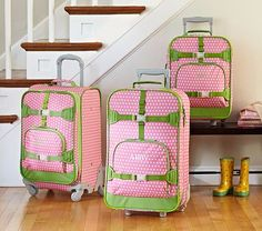 Tommy hilfiger, Luggage brands and Green on Pinterest