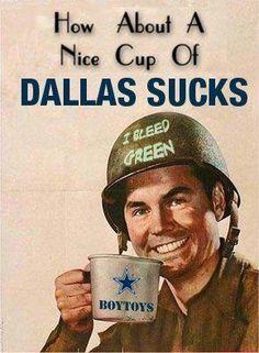 Dallas still sucks