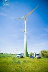 Maintenance and repair of a wind turbine, renewable energy, wind farm, wind turbine, wind turbine