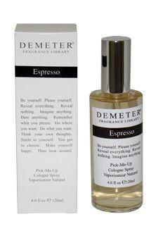 espresso by demeter