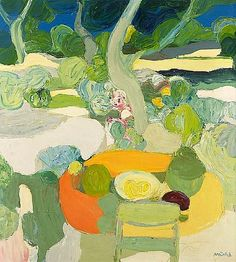 Buy online, view images and see past prices for Roger Mühl (French, Le jardin 43 x 39 x Invaluable is the world's largest marketplace for art, antiques, and collectibles. Abstract Landscape Painting, Landscape Art, Landscape Paintings, Painting Inspiration, Art Inspo, Guache, Paintings I Love, Parcs, Types Of Art
