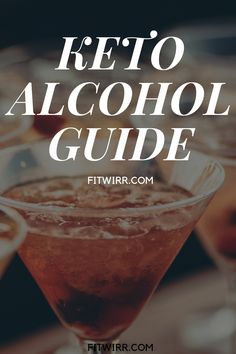 Beginner& best keto alcohol guide for low-carb dieters. If you are on a low-carb diet and need to keep your carb content low on alcohol, here are the best 33 alcoholic beverages. Keto Drink, Diet Drinks, Alcoholic Drinks, Keto Cocktails, Low Fat Diets, Low Carb Diet, Keto Macros Calculator, Keto Diet Side Effects, Desserts Keto