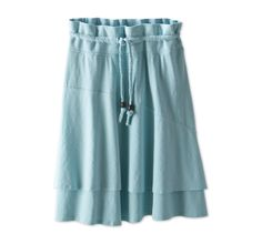 organic cotton tammy skirt, $50
