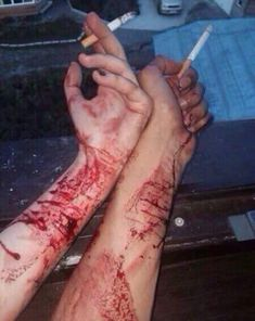 Id rather die by your side then live alone He Broke My Heart, My Heart Is Breaking, Emo Cut, Gore Aesthetic, Deep Photos, You Are My Forever, Psychopath, Ptsd, Anxiety