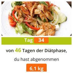 -01kg  mal schauen wie's weitergeht... Ab Montag hab ich auch endlich Zeit bissl Sport zu machen vielleicht geht's dann bissl schneller  #hcg #hcgkur #hcgdiät #diätphase #strengephase #stoffwechselkur #swk #abnehmen #weightloss #weightlossjourney #healthyeating #cleaneating #lowfat #lowcarb #yummy #dinner #food #foodporn #fooddiary #salad #chicken by usalii