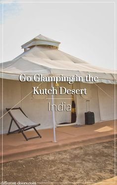 Rann Utsav Tent City, White Desert of Kutch, Gujarat, India