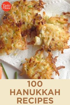 From latkes to sufganiyot, brisket to kugel, these Hanukkah recipes are ready to brighten up each day of the Festival of Lights. Hanukkah Recipes, Hanukkah Food, Jewish Recipes, Main Dishes, Side Dishes, Dried Cranberries, Short Ribs, Test Kitchen, Sweet And Spicy