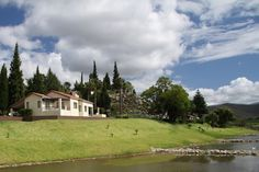 Montagu Springs - Montagu Springs is an affordable self-catering resort located just two hours away from Cape Town, in the heart of the famous Route This scenic alternative to the highway is also the longest wine . Private Pool, Cape Town, Weekend Getaways, Golf Courses, Patio, River, Mansions, House Styles, World