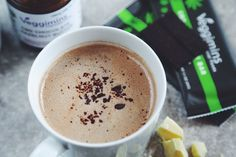 By Anna Speaks of Windy City Organics December has arrived which means hot chocolate season is in full swing! If you're ready to experience this classic wintertime favorite in a whole new light, look no further than this vegan version with a seriously potent, functional superfood twist.   This r