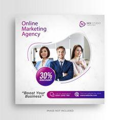 Social Media Poster, Social Media Banner, Social Media Template, Social Media Design, Graphic Design Flyer, Web Design, Event Poster Design, Design Posters, Marketing Poster