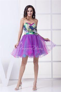 Beautiful Fine-Netting Printed Chiffon A-Line Sleeveless Prom Dress http://www.BerniceDress.com/Beautiful-Fine-Netting-Printed-Chiffon-A-Line-Sleeveless-Prom-Dress-p20836.html