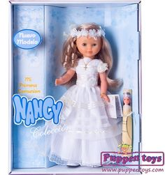 Girls Dresses, Flower Girl Dresses, Old Toys, Doll Clothes, Dolls, Wedding Dresses, Kool Kids, Vintage, Fashion