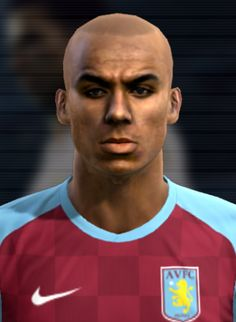 Agbonlahor face for Pro Evolution Soccer 2012 Pro Evolution Soccer, Download, Faces, Pes 2013, The Face, Face