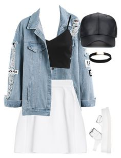 Untitled #406 by tired-unicorn on Polyvore featuring polyvore fashion style malo STELLA McCARTNEY clothing