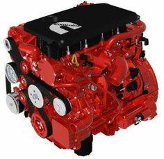 Cummins 3.8L Cummins ISF 3.8L Turbo Diesel Remanufactured Long Block