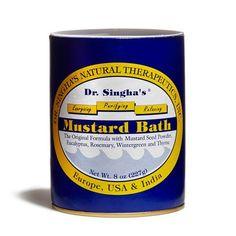 Dr. Singha Mustard Bath