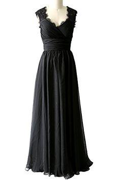 MACloth Women Vintage Long Bridesmaid Dress V Neck Lace F... https://www.amazon.com/dp/B01FO0M1IE/ref=cm_sw_r_pi_dp_x_A.C7ybTDEHXTN