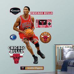 Scottie Pippen, Chicago Bulls